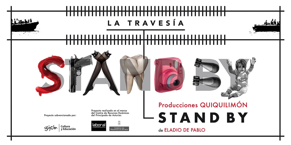 Cartel web Stand By Teatro Mieres