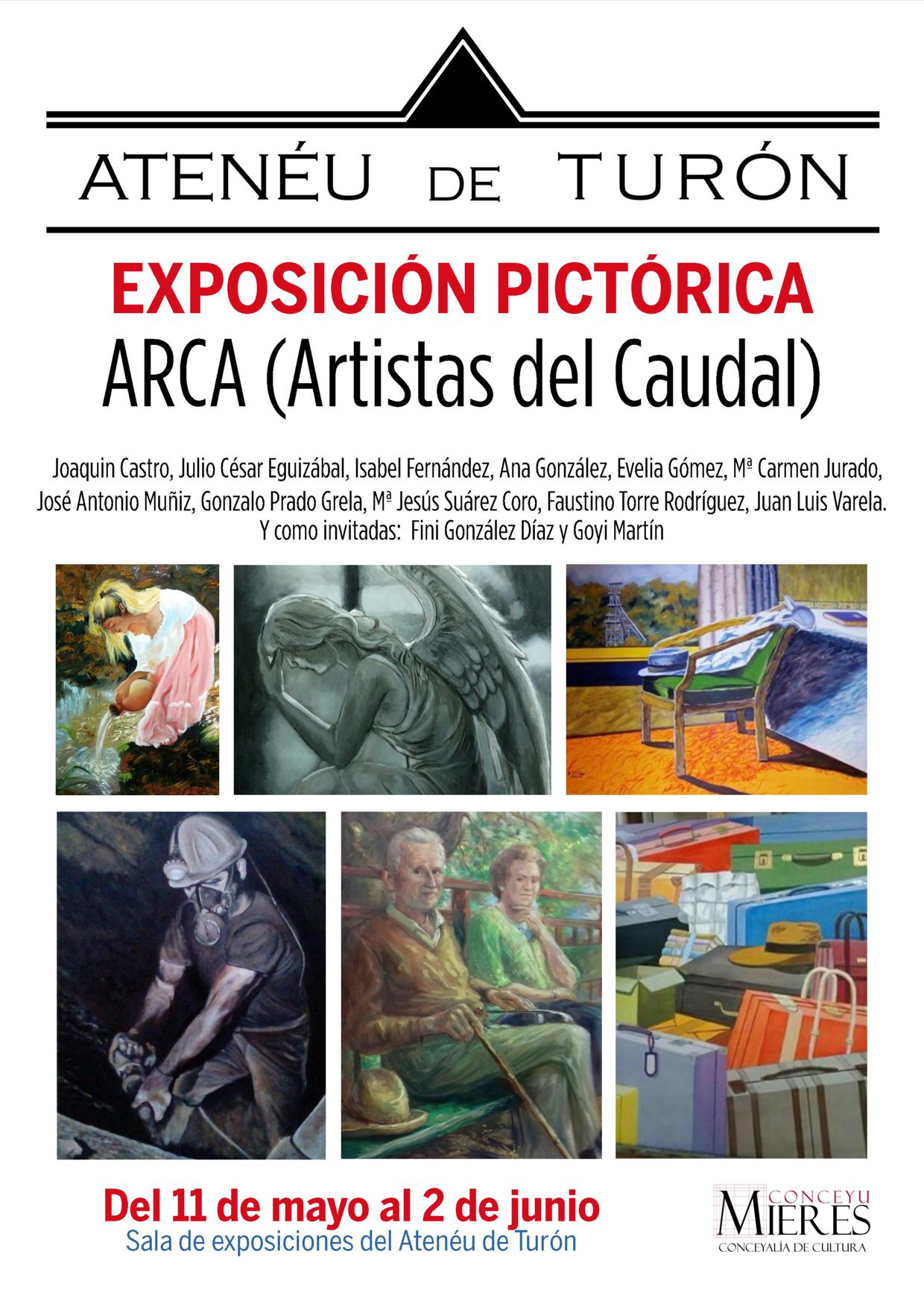 Cartel web exposicion  ARCA 2017