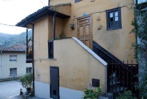 Detalle tercera vivienda de Baiña