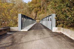 Entrada Puente de La Perea - Lloreo