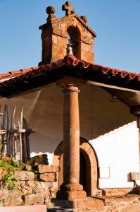 Ermita de San Clemente - Cortina (Fot: José Luis Soto)