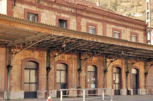 Estación de Renfe - Uxo