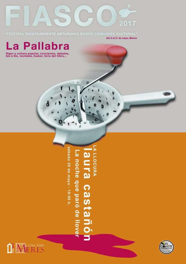 Fiasco2017 libro Laura Castañon