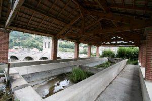 Fuente y lavadero de Vil.lapendi, Turón