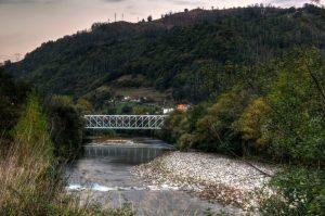 Puente de hierro - Uxo (Fot: Yolanda Suarez - AF Semeya)
