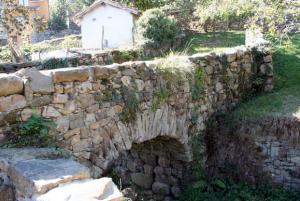 Puente del Palacio d´Arriba - Cenera
