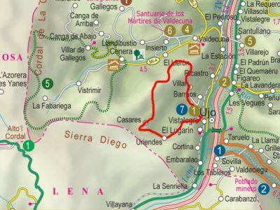 Ruta Sierra de Diego S.L AS-2