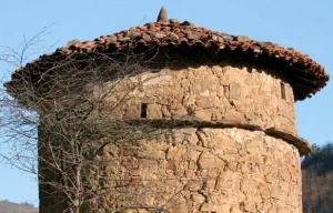 Techo Palomar de El Valletu - Cuna