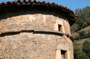 Techo Palomar del Palacio d´Arriba - Cenera