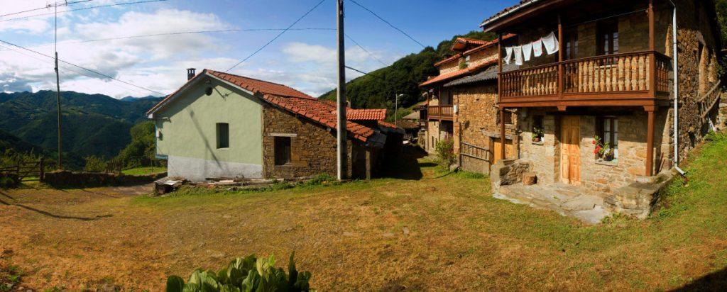 Vista San Xusto - Turón (Fot: José Luis Soto - AF Semeya)