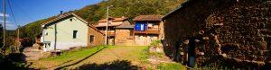 Vista a San Xusto - Turón (Fot: José Luis Soto)