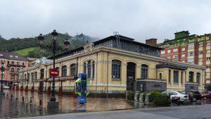 Vista general Mercado Municipal de Abastos (Fot. Yolanda Suárez - AF Semeya)