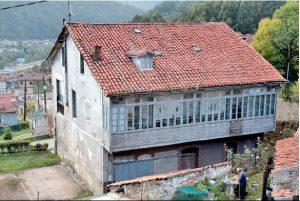 Vista Aérea Casa Celestino León