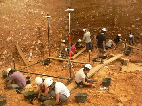 conferencia Atapuerca Mieres