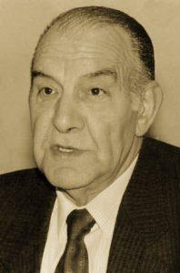 D. Gustavo Losa Martínez (Alcalde de Mieres 15 de junio de 1991 - 17 de junio de 1995)