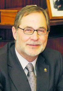 Luis María García García (Alcalde de Mieres 14 de junio de 2003 - 11 de junio de 2011)