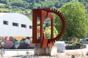 Escultura Fusión