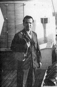 José Fernández de camino a Cuba