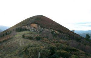 Panorámica Túmulos del Picu Gúa