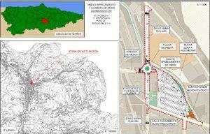 Plano proyecto Oñón