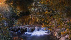 Río Turón a su paso por Figaredo(Fot. Yolanda Suarez - AF Semeya).