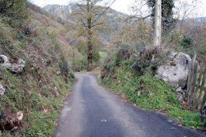 Camino Les Cuestes de Lloreo