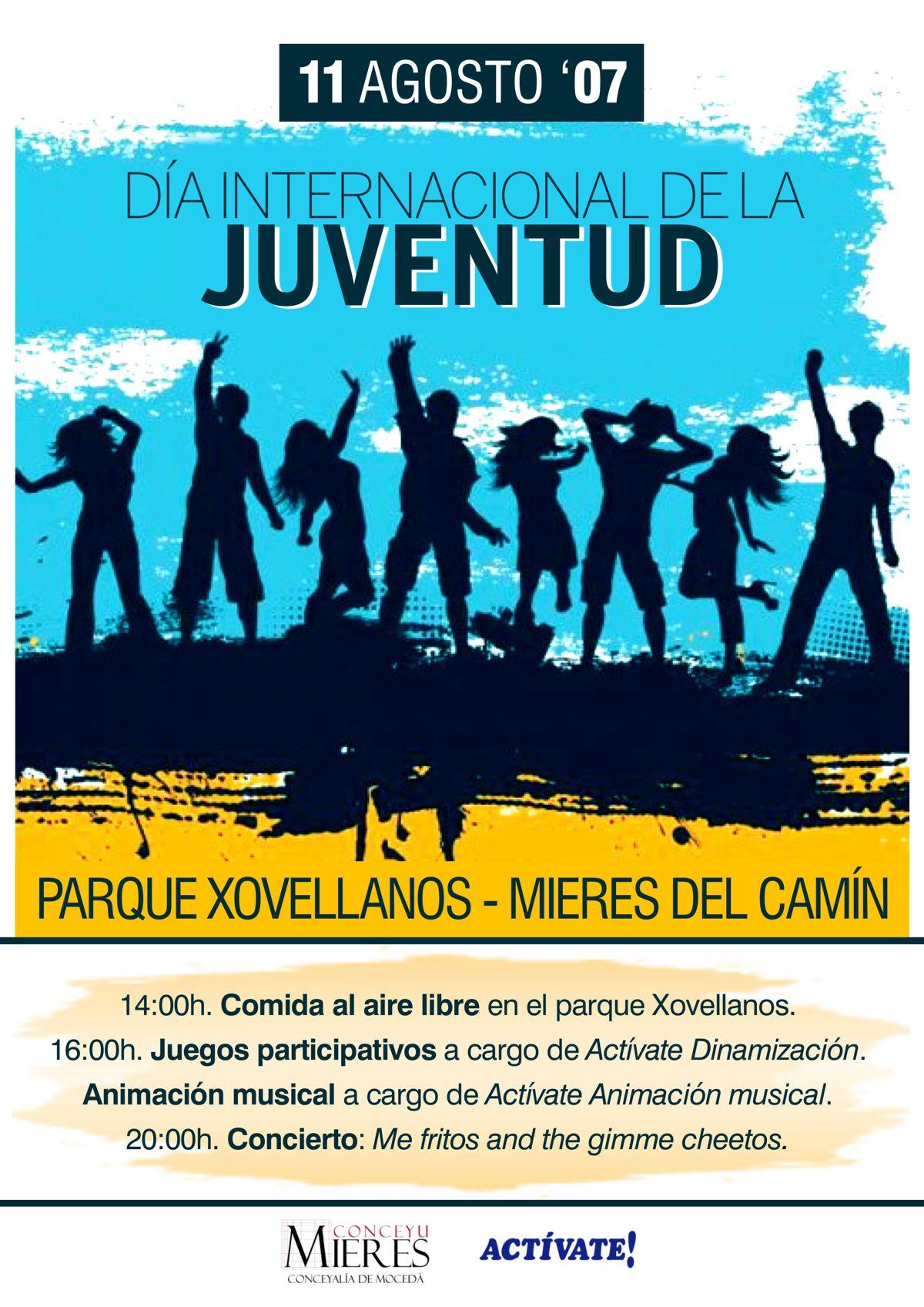 Cartel web Dia de la Juventud 2017