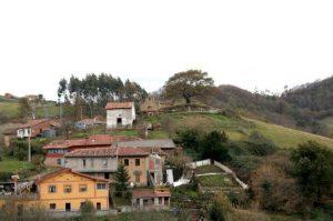 Panorámica Castro de San Tirso