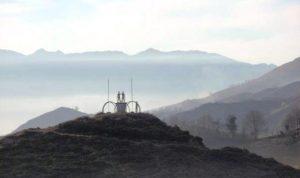 Panorámica Monumento al Minero
