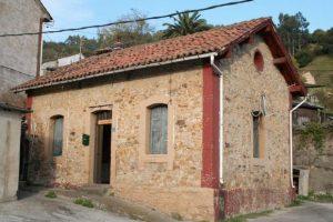 Antigua escuela Los Tendeyones - La Rebollá