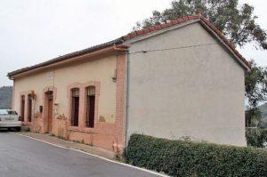 Antiguas escuelas unitarias con vivienda - Siana