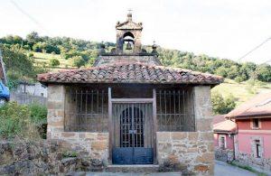 Capilla de Santa Ana y San Antonio Abad, Carcarosa, Turón