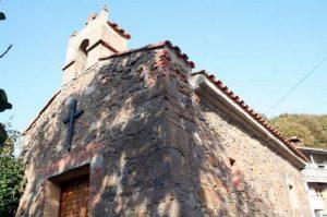Capilla de la Soledad, Enverniego, Turón