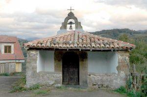 Capilla del Santo Angel de la Guarda, Vil.lar, Gal.legos