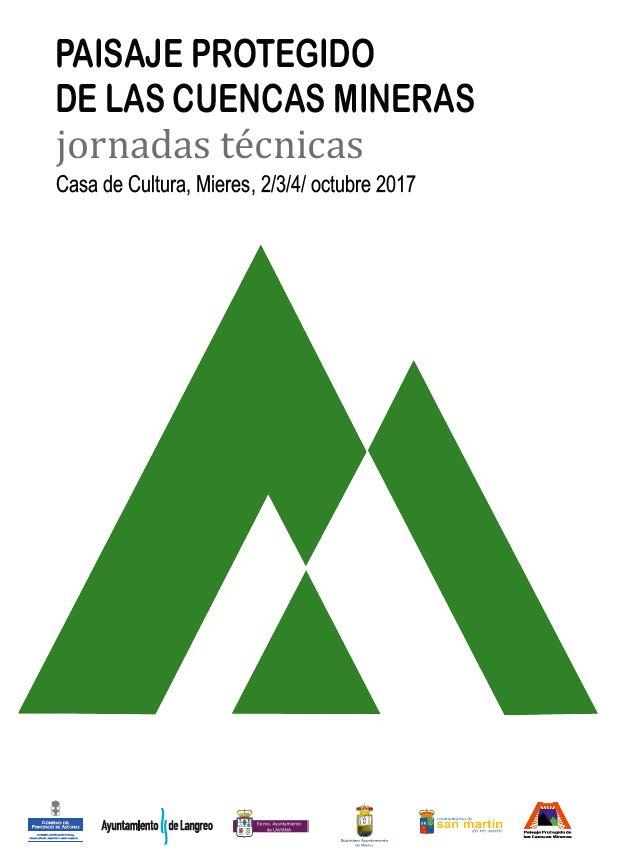 Cartel web jornadas paisaje protegido Mieres 2019