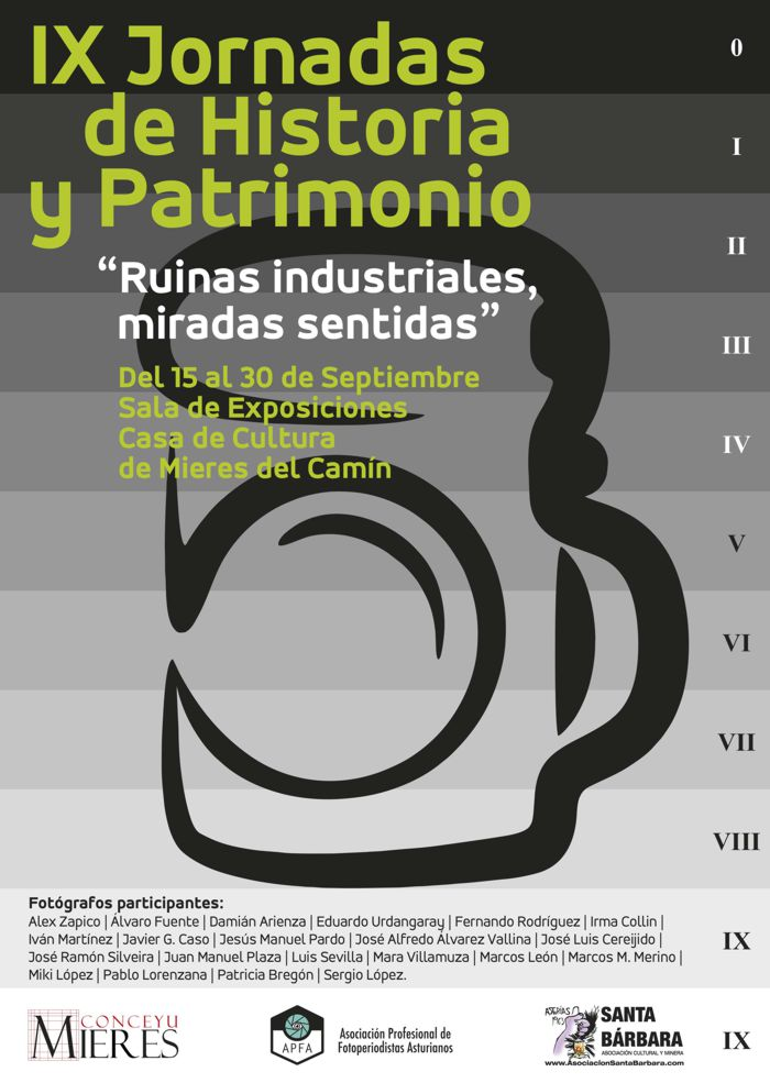 IX Jornadas Historia y Patrimonio cartel web Expo fotografica