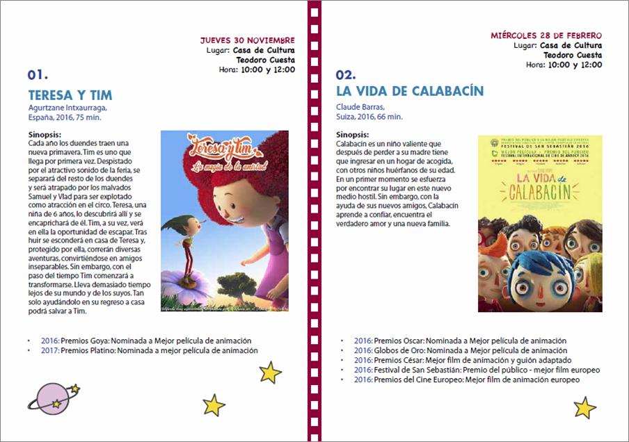 Películas cine en la enseñanza 2