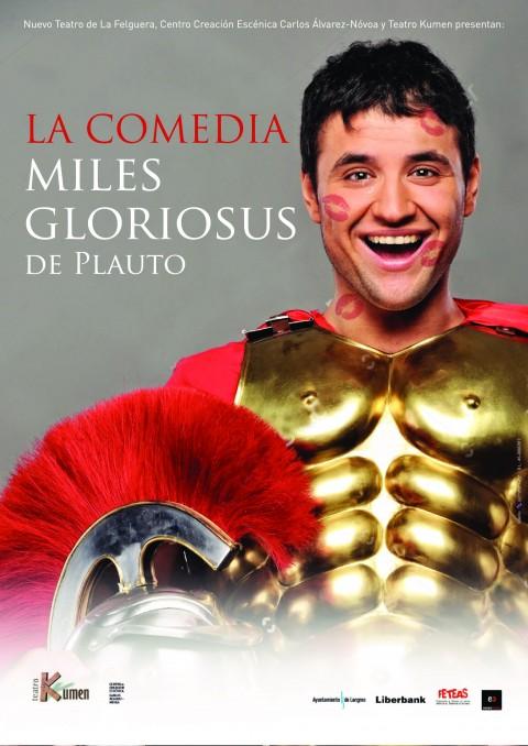 miles gloriosus Teatro Kumen Mieres