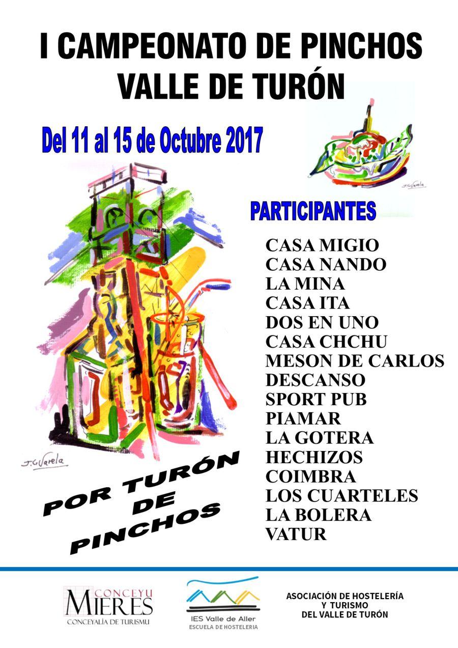 Cartel web jornadas pinchu turon 2017