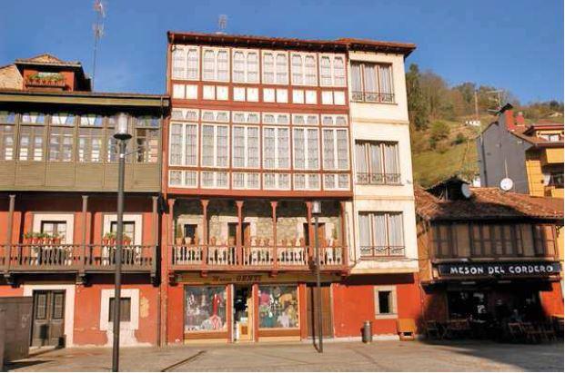 Casa de Carmen Castañón I