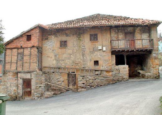 Casa de los Garcia Bernaldo de Quiros II