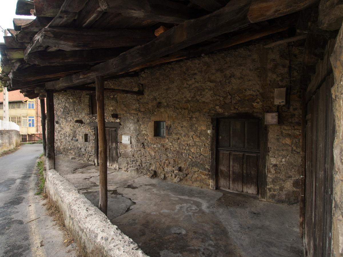 Casa de los Mudos, Uxo (Fot. Carlos Salvo - AF Semeya)