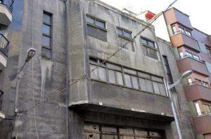 Cine Esperanza, edificio completo
