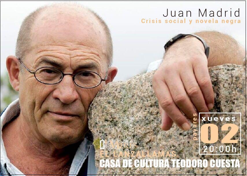 El Lanzallamas Juan Madrid Mieres