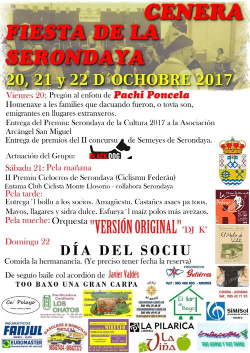 Fiesta Serondaya 2017