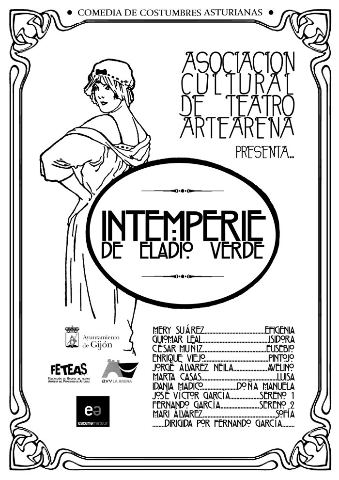 INTEMPERIE CARTEL web