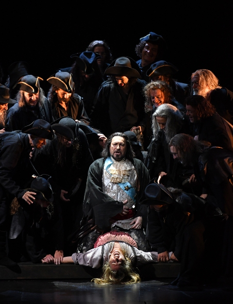 Il Trovatore Opera Oviedo