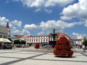 Karviná, República Checa.