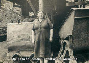 Mujeres mineras - Olvido