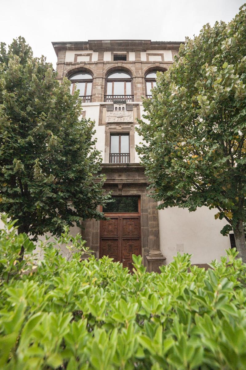 Palacio de Figaredo, fachada (Fot. Kasis - AF Semeya)